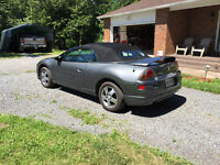 2003 Mitsubishi Eclipse GS Coupe (2 door)