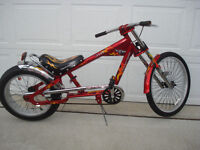 Awesome Chopper Bike - Perfect For Christmas!