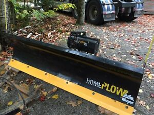 Meyer Home Plow Snow Plow