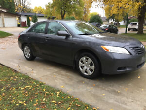 2009 Toyota Camry Sedan (SAFETIED) $5,400 taxes included