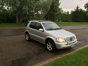 Mercedes ML350 special Edition for sale