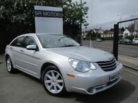2009 Chrysler Sebring 2.4 auto Limited(VERY GOOD HISTORY,BLUETOOTH,WARRANTY)