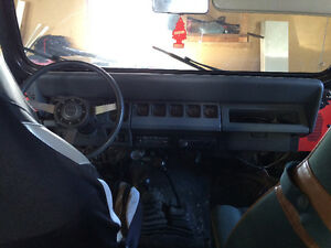 1989 Jeep Other YJ Other Strathcona County Edmonton Area image 3