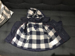 Baby Gap Puffer Winter Coat  (12-18 months)