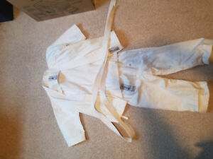 Karate Gi for child size small