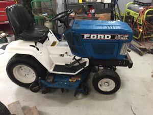 Tracteur de jardin ford
