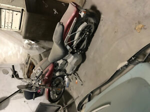 2004 Harley Davidson soft tail standard for sale or trade