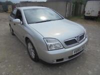 Vauxhall Vectra 1.9CDTi ( 120ps ) Life 5 DOOR - 2005 55-REG - 5 MONTHS MOT
