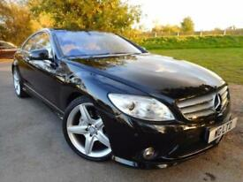 2010 Mercedes Benz CL CL 500 2dr Auto [AMG Sports Pack] Full Merc SH! TV! Rea...