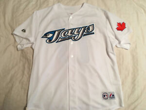 Toronto Blue Jays Authentic Autographed Jersey