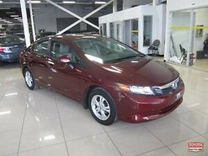 Honda Civic Sdn LX Gr.Electric 2012