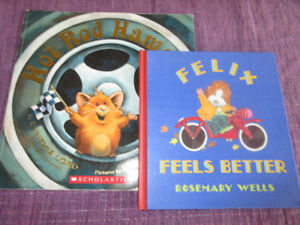 Hamster and Guinea Pig stories - 2 really cute books