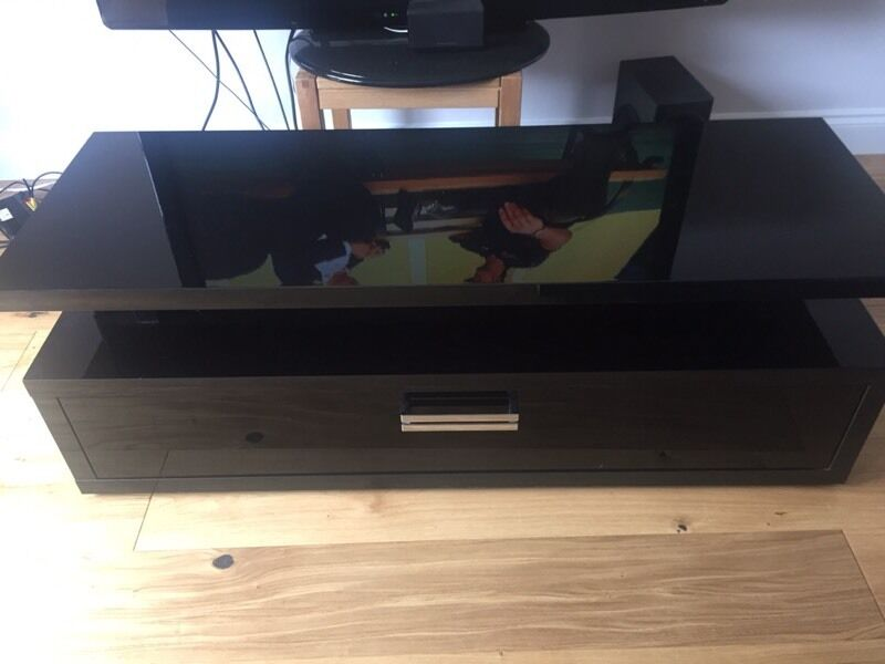 Black gloss tv stand 16350 in Woburn Sands  : 86 from www.gumtree.com size 800 x 600 jpeg 39kB