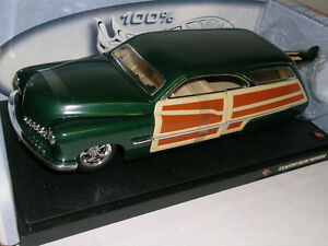 1950 Mercury Woodie Hot Wheels 1:18 Kitchener / Waterloo Kitchener Area image 2