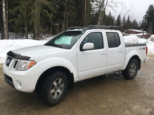2011 Nissan Frontier PRO-4X Pickup Truck- Open to Offers!