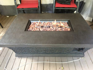 Outdoor Fire Table for patio