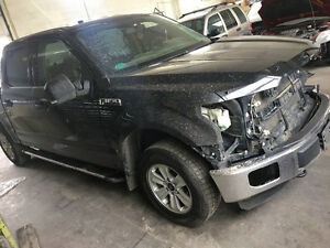 2015 Ford F-150 XLT  THEFT RECOVERY !