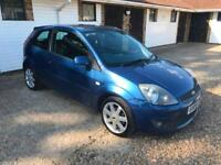 2008/08 Ford Fiesta 1.25 Zetec Blue Edition Service History 3 Months warranty