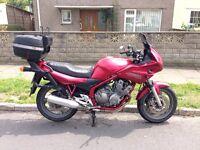 Yamaha XJ600S diversion, 12 months MOT