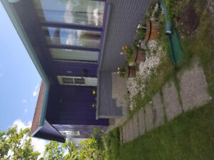 4 bed 2 bath house with large yard in Westwood, Thompson MB.