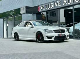 image for 2013 Mercedes-Benz C Class C63 AMG 2dr Auto COUPE Petrol Automatic