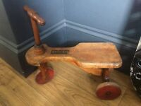 Kiddie Kar trike 1920s