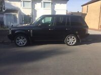07 plate Range Rover vogue facelift motd april. 2017 ***ONLY 1 OWNER FROM NEW***