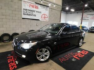 BMW 5 Series 4dr Sdn 528i xDrive AWD 2010
