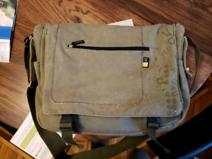 Laptop bag and accessories