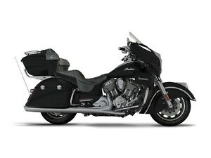 2017 Indian Roadmaster Thunder Black