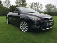 2008 Ford Focus CC-2-D 2.0 TDCi Diesel C LOW MILAGE FULL LEATHER GOOD HISTORY