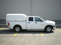 2014 Dodge Ram 1500 with Spacekap