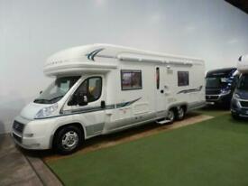 AUTOTRAIL CHEYENNE 840SE / TAG AXLE / SINGLE BEDS / 4 BERTH / 14945 MILES /