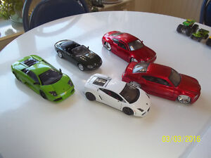 Jada Toys Collectible Diecast Model Cars 1:24