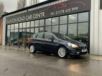2015 BMW 2 SERIES ACTIVE TOURER 218i Luxury Hatchback Petrol Automatic