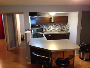 2 Bedroom Basement Suite - Available January 1st, 2017