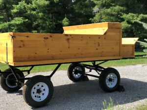 Beautiful Horse Drawn Wagon For Sale