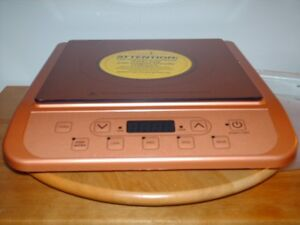 Copper Chef Induction cooking plate