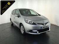 2013 63 RENAULT GRAND SCENIC DYNAMIQUE TOMTOM DCI 7 SEATER 1 OWNER FINANCE PX