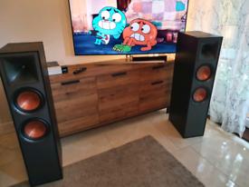 Klipsch r-820f floorstanding speakers PERFECT CONDITION
