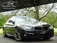 2015 65 BMW 4 SERIES 2.0 420D M SPORT GRAN COUPE 4D 188 BHP DIESEL