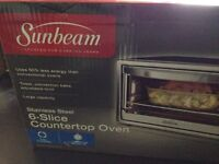 Toaster oven!