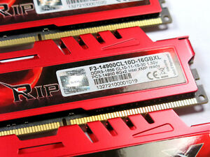 G.SKILL - RIPJAWS X - 32GB RAM - BEST OFFER Kitchener / Waterloo Kitchener Area image 2