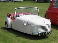 Bond Tourer Model A PETROL MANUAL 1951/1
