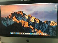 "Apple iMac Late 2012, 21"" Core i5 2.7GHz, 8GB RAM, 1TB HDD. NVIDIA GeForce Graphics"