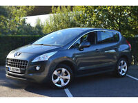 Peugeot 3008 Crossover 2.0HDi ( 150bhp ) FAP Sport