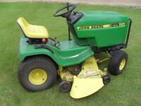 JD 185 RIDING LAWN TRACTOR