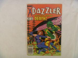 DAZZLER Comics by Marvel