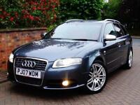 2007 Audi S4 Avant (339 bhp) 4.2 auto Quattro..FSH..VERY HIGH SPEC..STUNNING !!