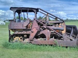 ESTATE SALE: 1942 D6 HOOVER OVERSHOT Strathcona County Edmonton Area image 1